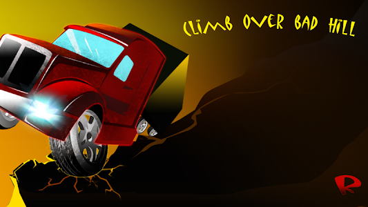 Climb Over Bad Hill: Hill Race v3.0