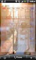 Screenshot of AA Task (Schedule & Memo)