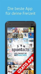 Spontacts - screenshot thumbnail