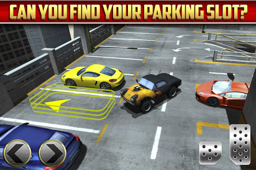 Multi Level Car Parking Games 1.0.1 screenshots 14