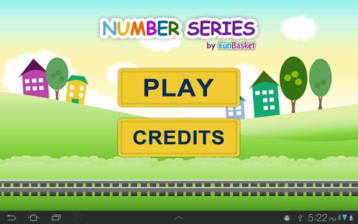 Number Series by FunBasket