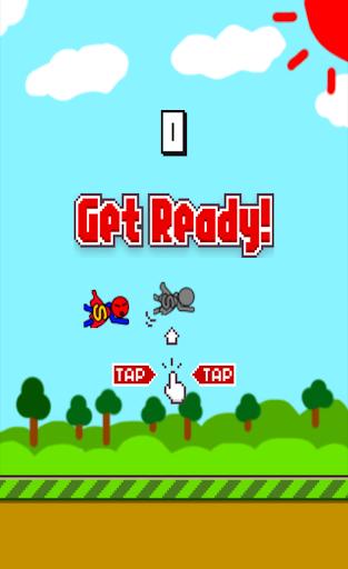 玩免費街機APP|下載오래 날리기 - 슈퍼맨 app不用錢|硬是要APP