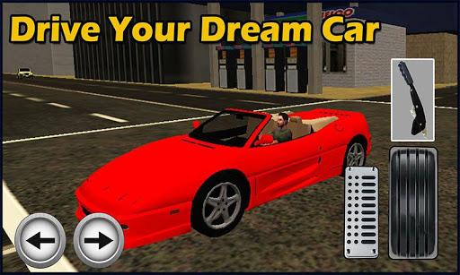 出租车司机疯狂的3D模拟器