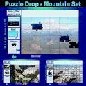 Puzzle Drop - Mountain Set icon