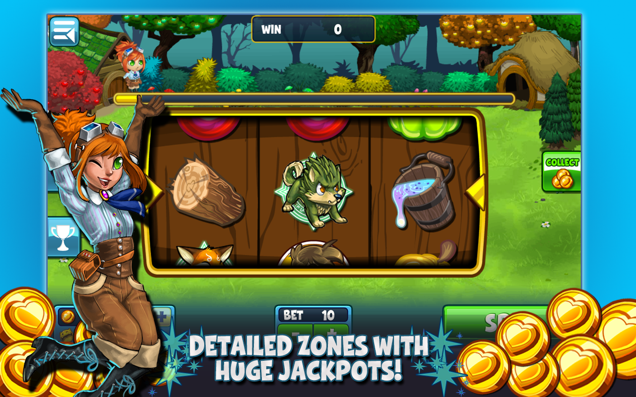 Magic Slots - slot machines - screenshot