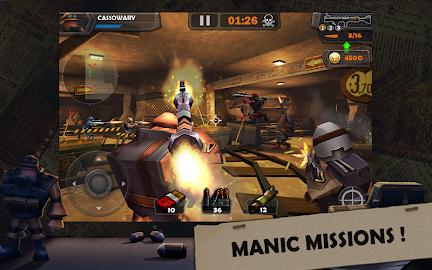 WarCom: Genesis Screenshot 3