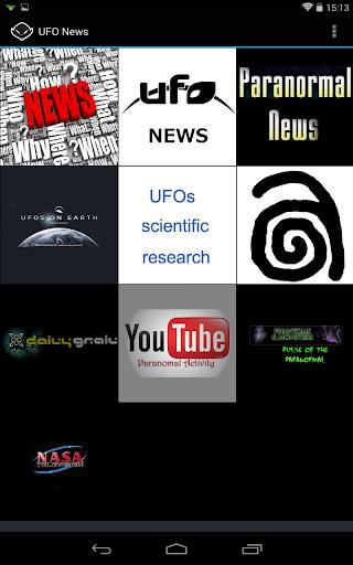 Paranormal UFO News