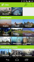 Screenshot of Triporg: Travel City Guides