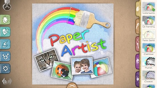Paper Artist- screenshot thumbnail