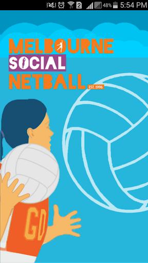 Melbourne Social Netball