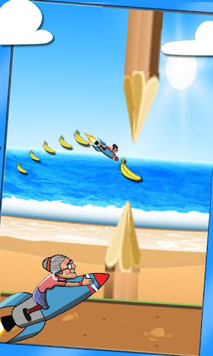 Flappy Angry Granny