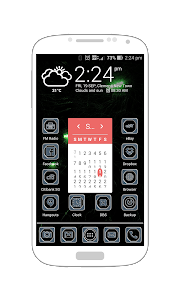 BlueDenim Icons-CM11&Launchers v1.0