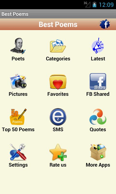 Best Poems & Quotes (Free) - screenshot