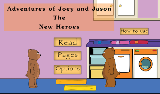 Joey and Jason: The New Heroes