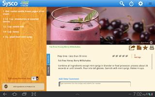 Screenshot of ChefRef