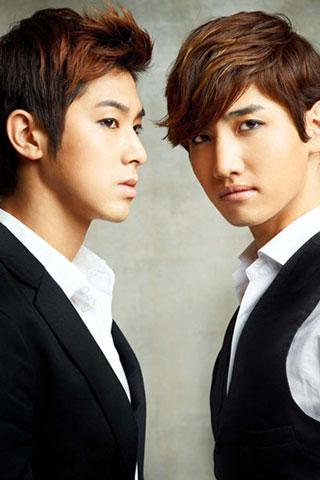 TVXQ Wallpaper - screenshot