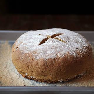 Irish Brown Soda Bread.