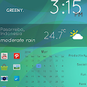 Greeny Theme ssLauncher OR