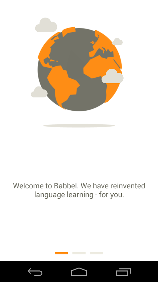 Learn Indonesian with Babbel - screenshot