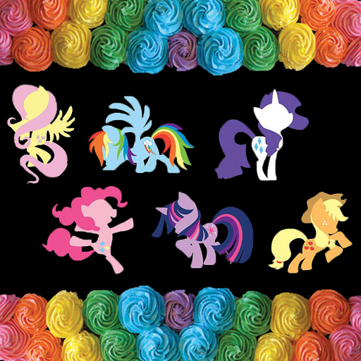 Matching Memory Pony Game