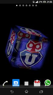 Ball 3D Universidad de Chile - screenshot thumbnail