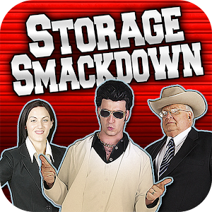 Storage Smackdown for PC and MAC