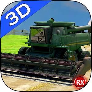 сбор 3d симулятор фермы