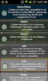 SMS Flash Screenshot 8