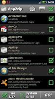 Screenshot of App2zip Pro