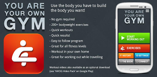 You Are Your Own Gym Epub
