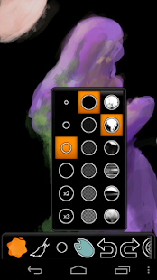Doodledroid - paint and sketch - screenshot thumbnail