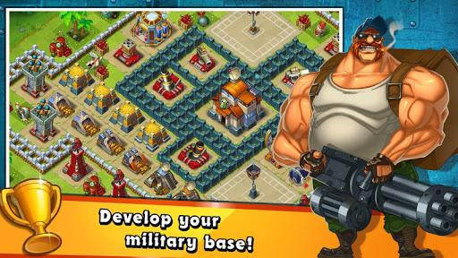Jungle Heat: War of Clans 2.0.17 screenshots 4