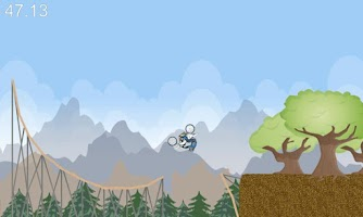 Screenshot of Moto Mania HD Dirt Bike Racing