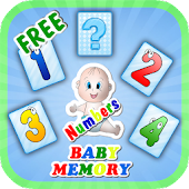Baby Memory Numbers Free