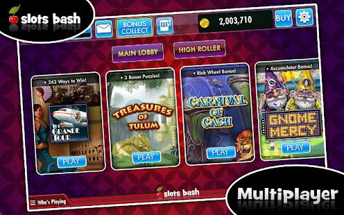 Slots Bash - Free Slots Casino- screenshot thumbnail