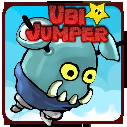 Ubi Jumper LOGO-APP點子