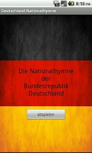 Deutsche Nationalhymne- screenshot thumbnail