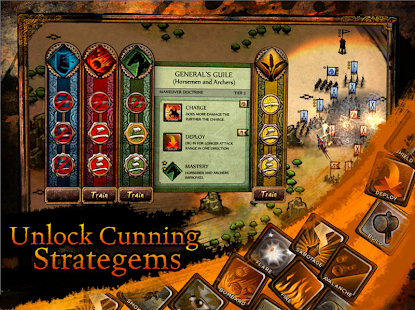 Autumn Dynasty - RTS - screenshot thumbnail