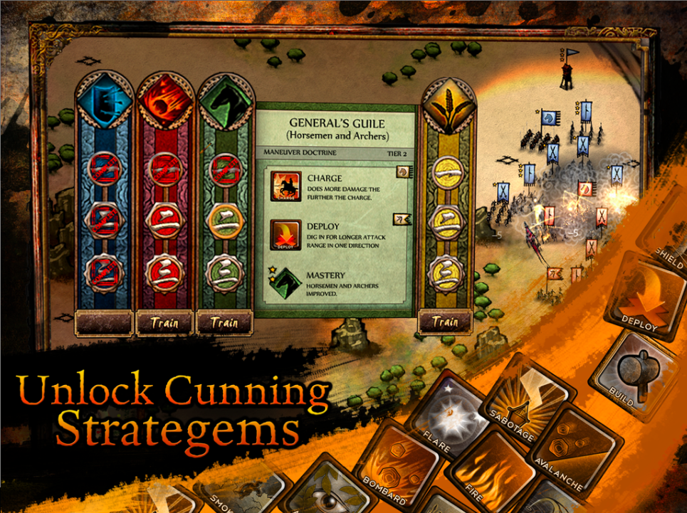 Autumn Dynasty - RTS - screenshot