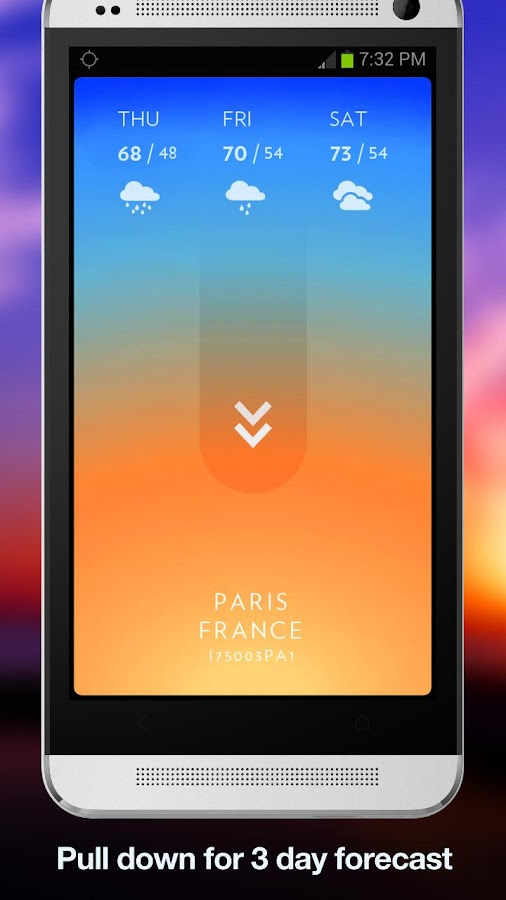 Solar : Weather - screenshot