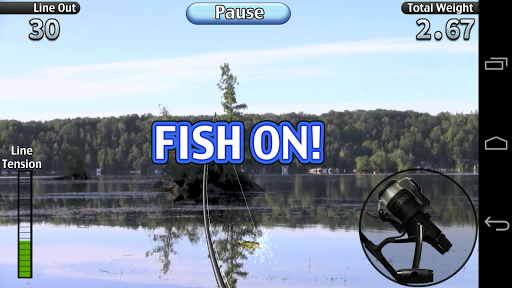 i Fishing 3 Lite Screenshot
