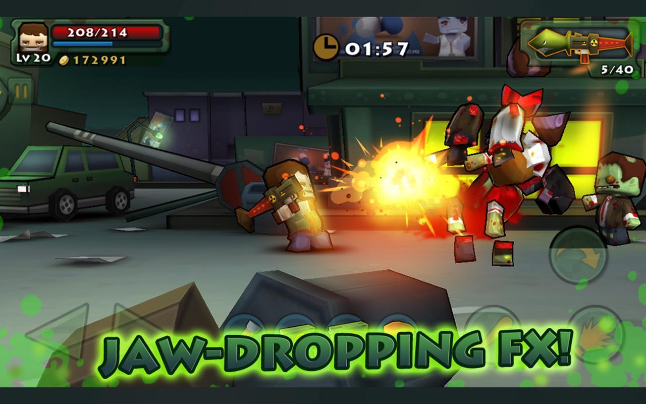 Call of Mini: Brawlers - screenshot