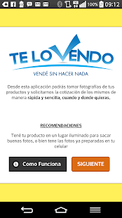 TeLoVendo- screenshot thumbnail