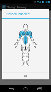 StayFit - Free Workouts screenshot