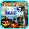 Hidden Object Ghost Halloween icon
