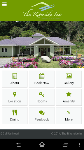 【免費旅遊App】The Riverside Inn Boquete-APP點子