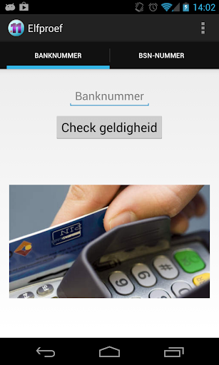 Id Bank checker NL