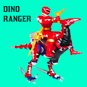 Power dino rangers game