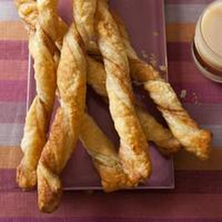 Cinnamon-Sugar Twists.