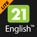 21English Lite logo